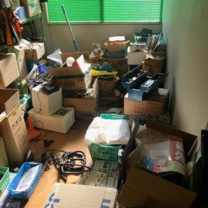 富山の不用品回収、お家まるごと片付け写真