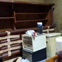 富山県射水市家具(サイドボード)の不用品回収写真