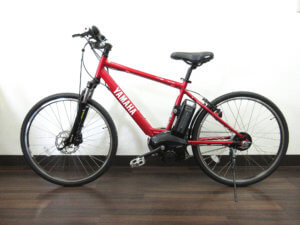 富山県電動自転車の買取写真