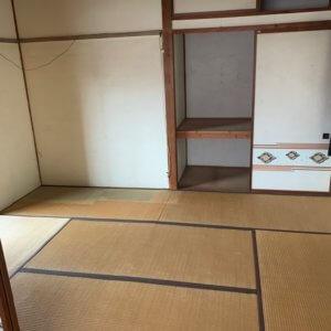 富山県富山市の遺品整理、作業後の写真