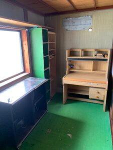富山市、学習机の不用品回収