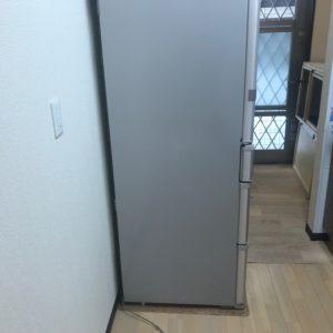 冷蔵庫の不用品回収写真