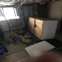 富山県富山市家具や衣類の不用品回収現場写真
