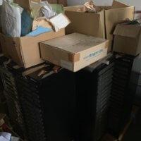 富山県富山市、工場内の不用品回収現場写真