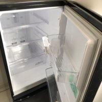 富山県富山市 冷蔵庫の不用品回収物写真